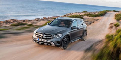 Mercedes Benz GLC Class 2020 Review, Specs, Price