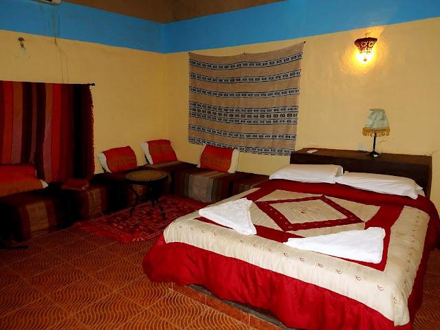 hotel merzouga desierto