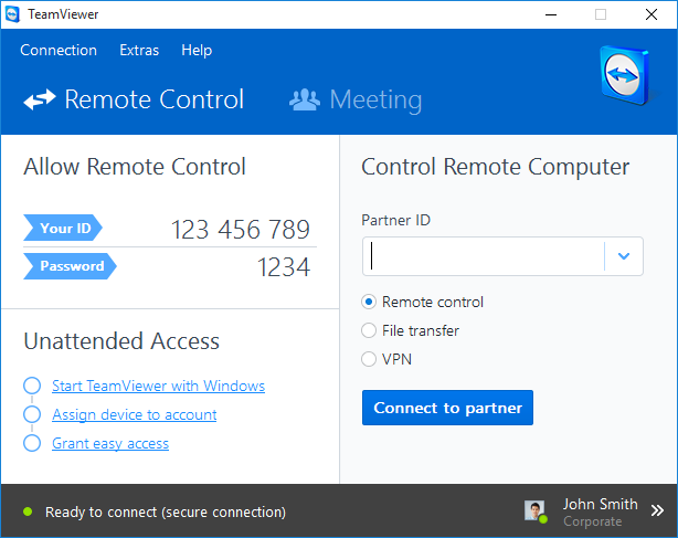 Download TeamViewer 11.0.59131 Terbaru