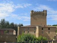 Castillo Cucurrita del río Tirón
