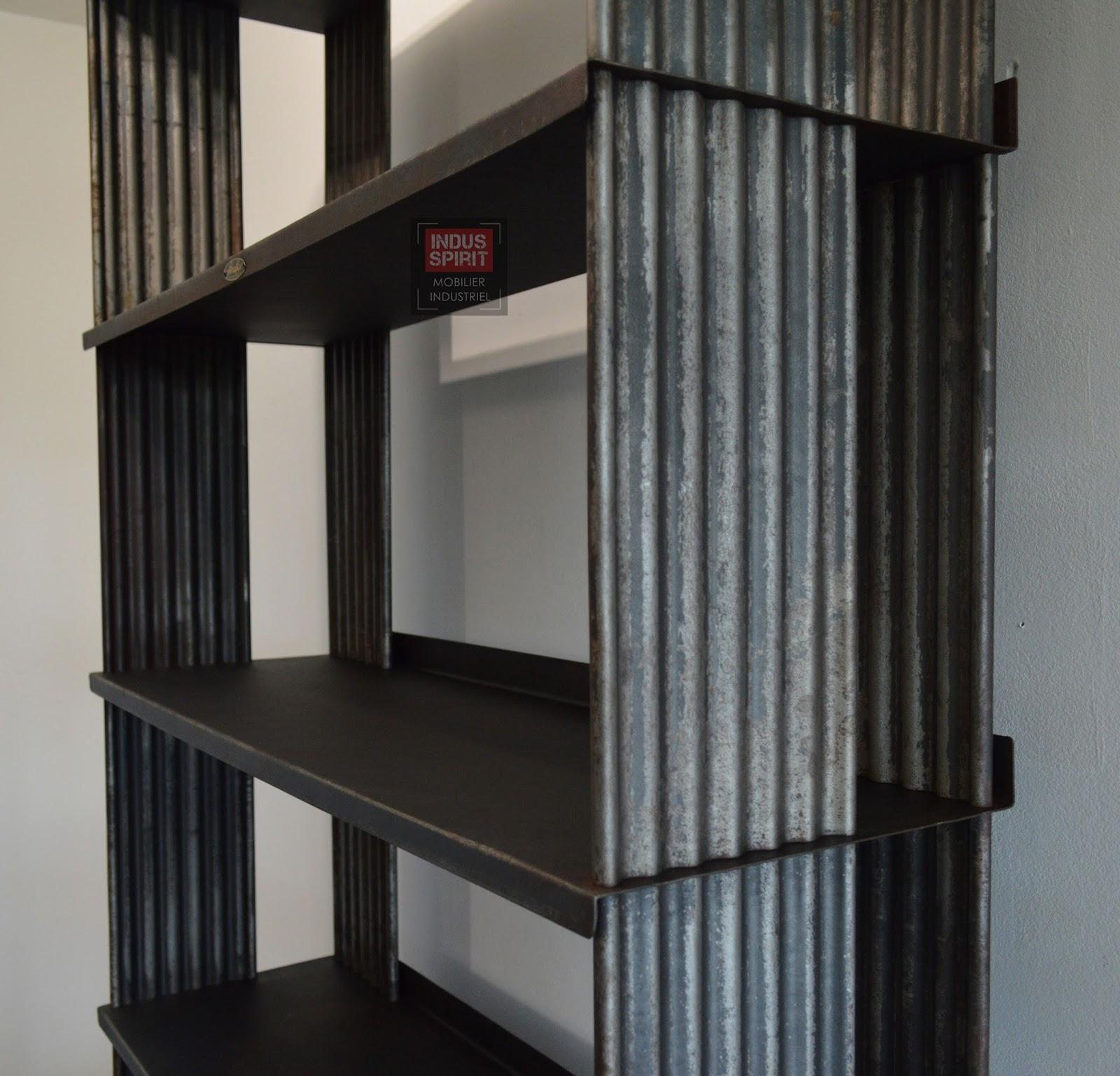 Meuble industriel d coration industrielle meuble de m tier lyon boutique indus spirit for Meuble design strasbourg