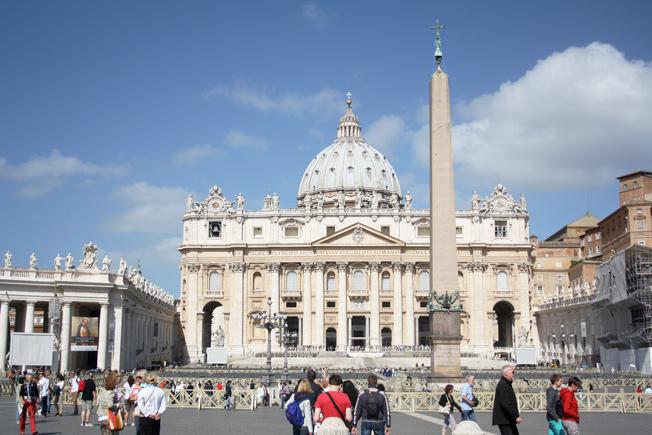 Pietarin Kirkko Rooma