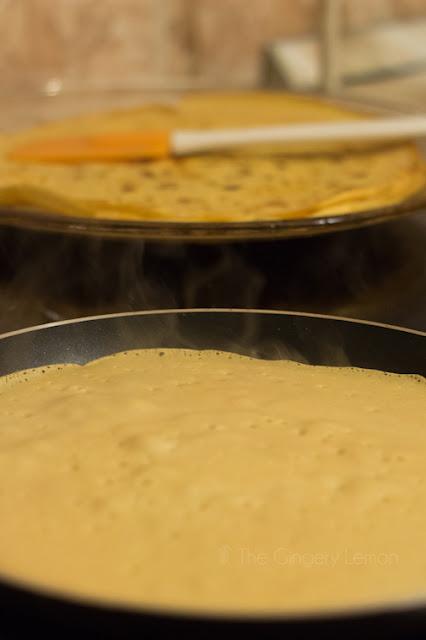 Палачинково тесто