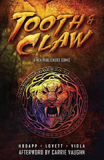 Tooth and Claw by Joshua Viola, Angie Hodapp & Carrie Vaughn