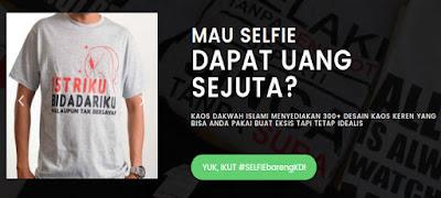 selfie-kdi-berhadiah-uang-upgrade-premium
