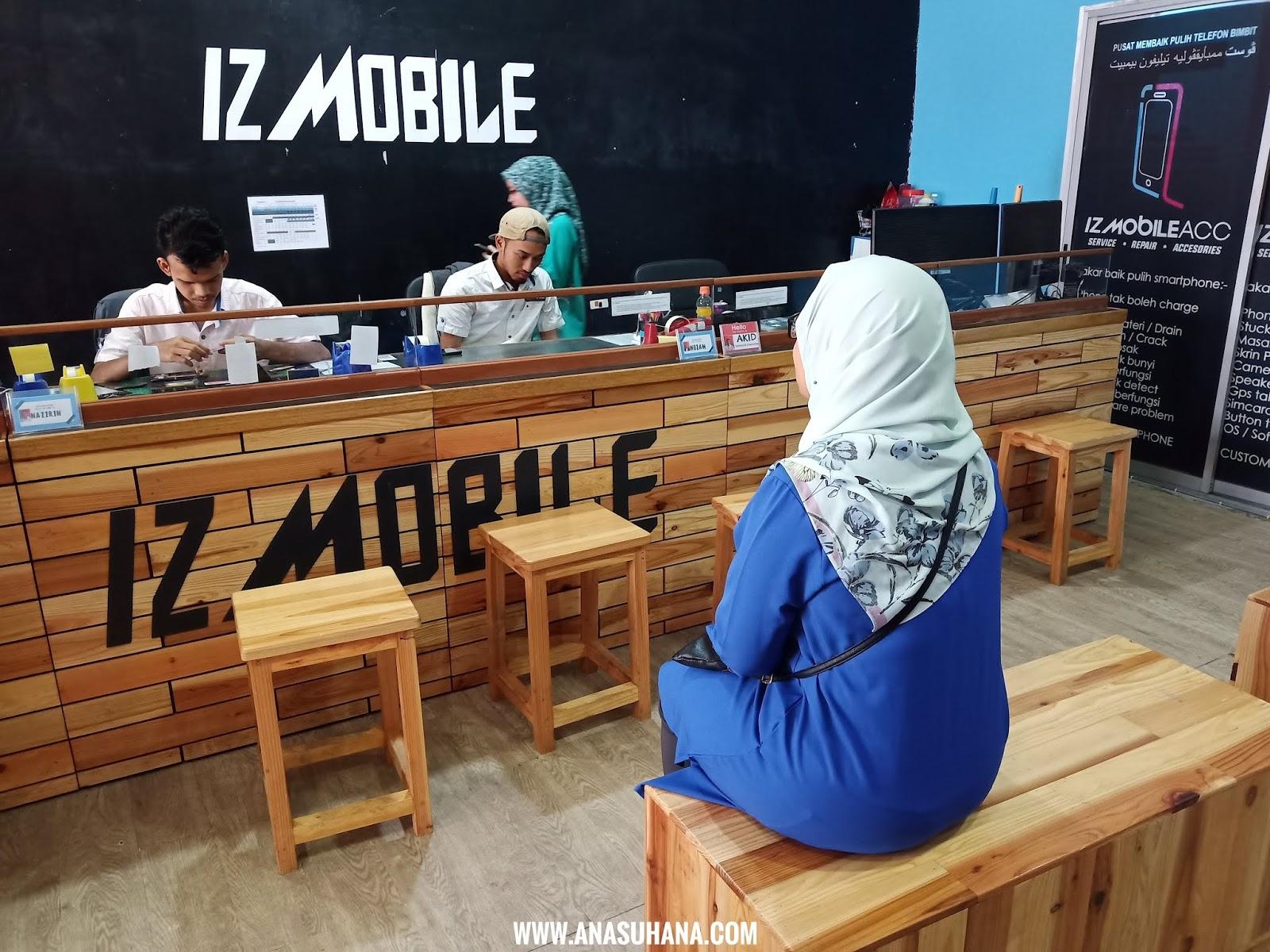 IzMobile Kedai Repair Handphone Murah dan Cepat di Kajang dan Bangi