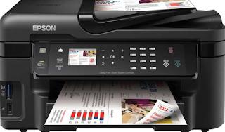Télécharger Pilote Epson WF-3520DWF Imprimante Pour Windows et Mac