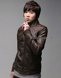 limited shoping leather jacket