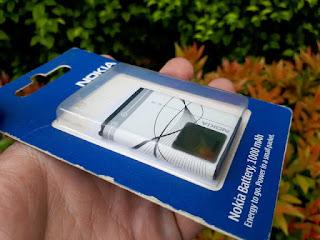 Baterai Nokia BL-5B Original Nokia 3220 7260 N80 N90