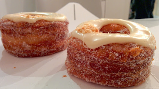 The quest for the cronut