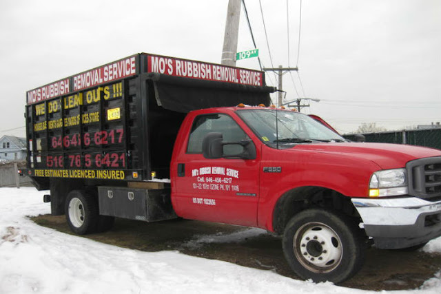 Why Should You Call the Queens County Junk Removal Companies?