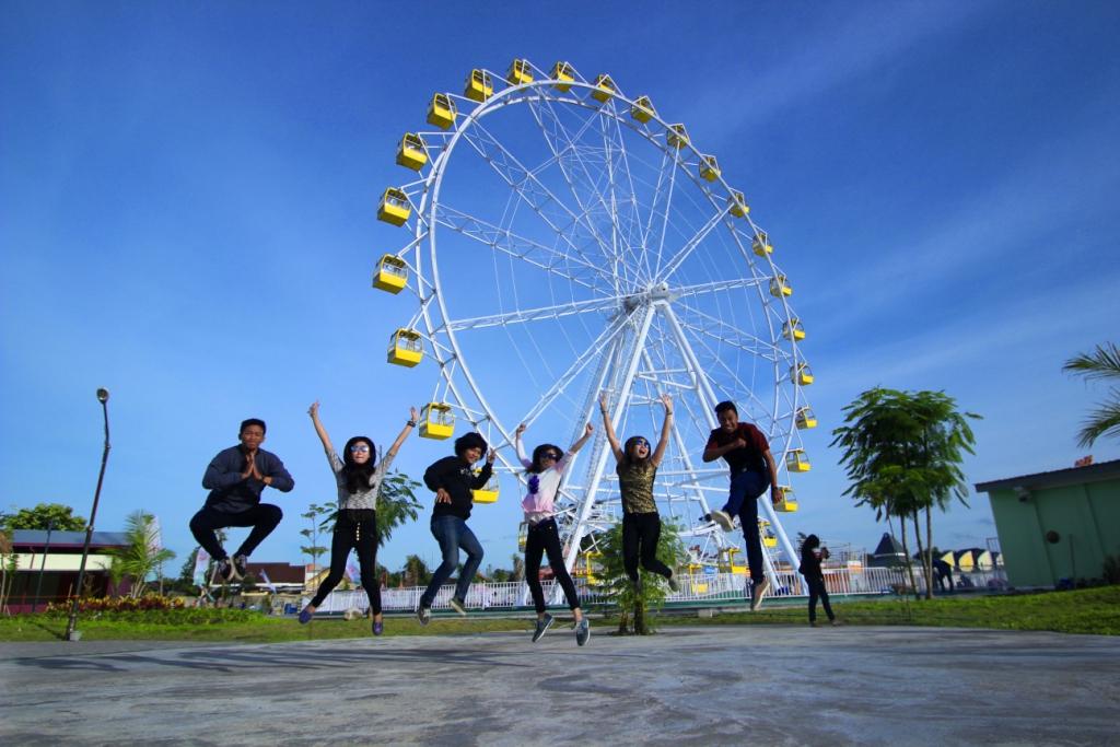 7 Tempat Wisata Jogja Yang Sedang Hits Petani Adv