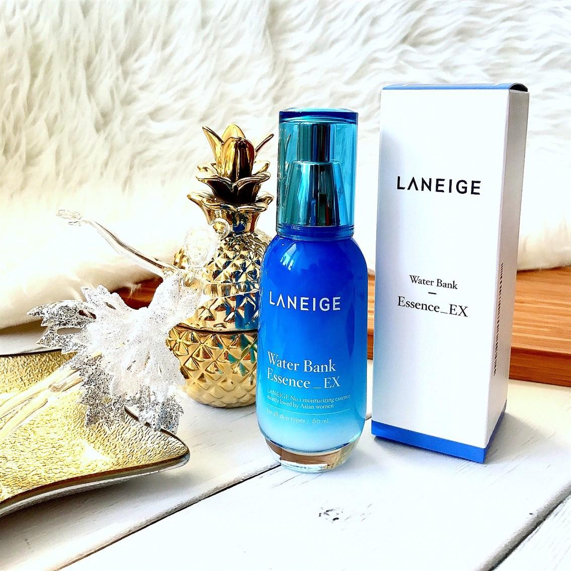 zdjęcie przedstawiające esencję Laneige Water Bank Essence_EX