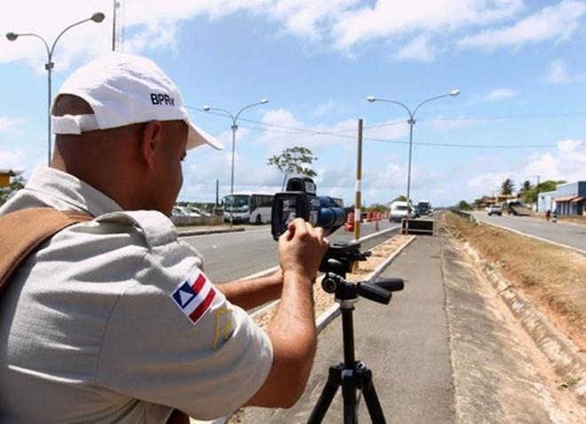 PM-BA inicia Operação Natal nas rodovias estaduais nesta sexta-feira 23
