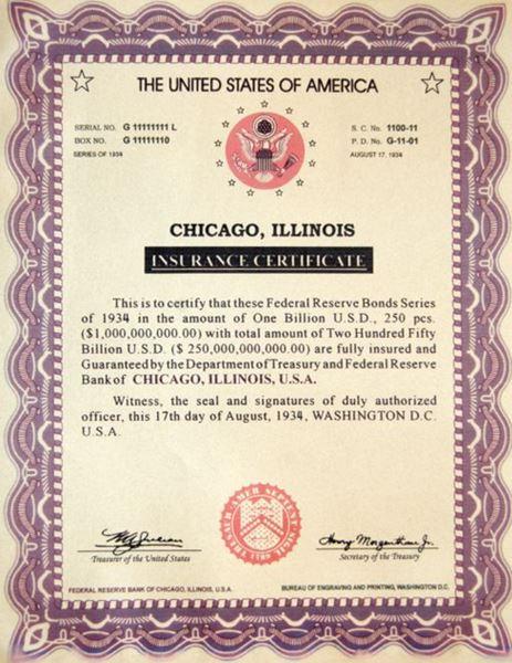 Chicago Bond