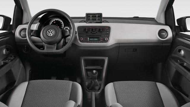 Novo Up 2016 interior