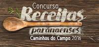 Concurso Receitas Paranaenses Caminhos do Campo 2016