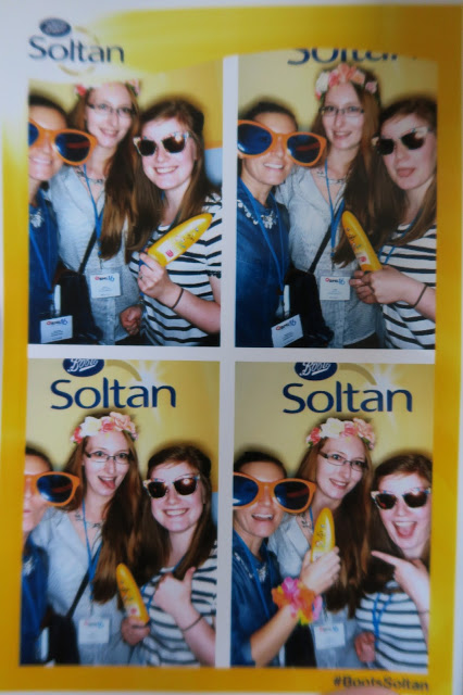 Soltan pic from BritMums Live 16