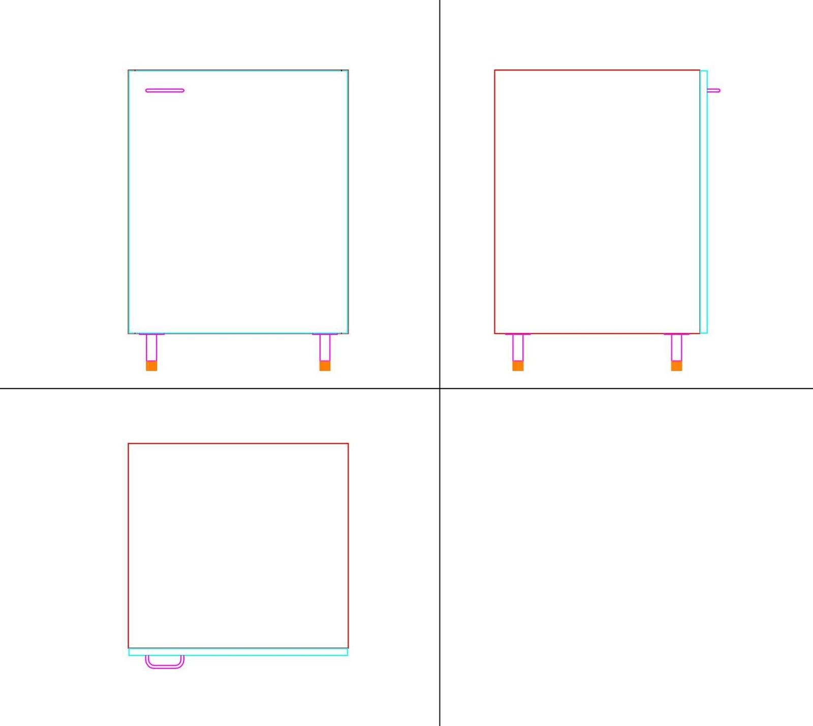Costruiamo i mobili la costruzione del mobile 1 for Programma disegno mobili