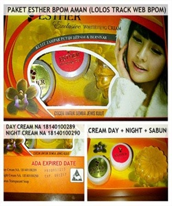 Cream Esther