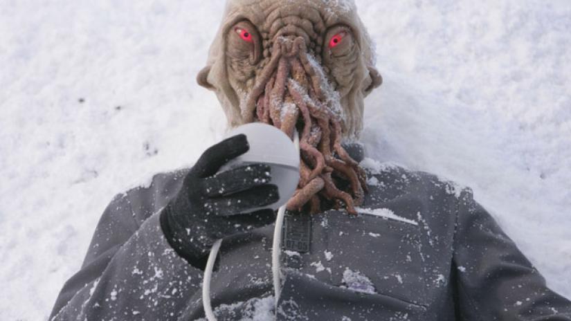 Παράξενη περίπτωση εξωγήινου με την μορφή χταποδιού στην Ιαπωνία!