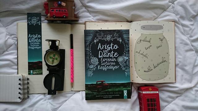 Aristo ve Dante Evrenin Sırlarını Keşfediyor