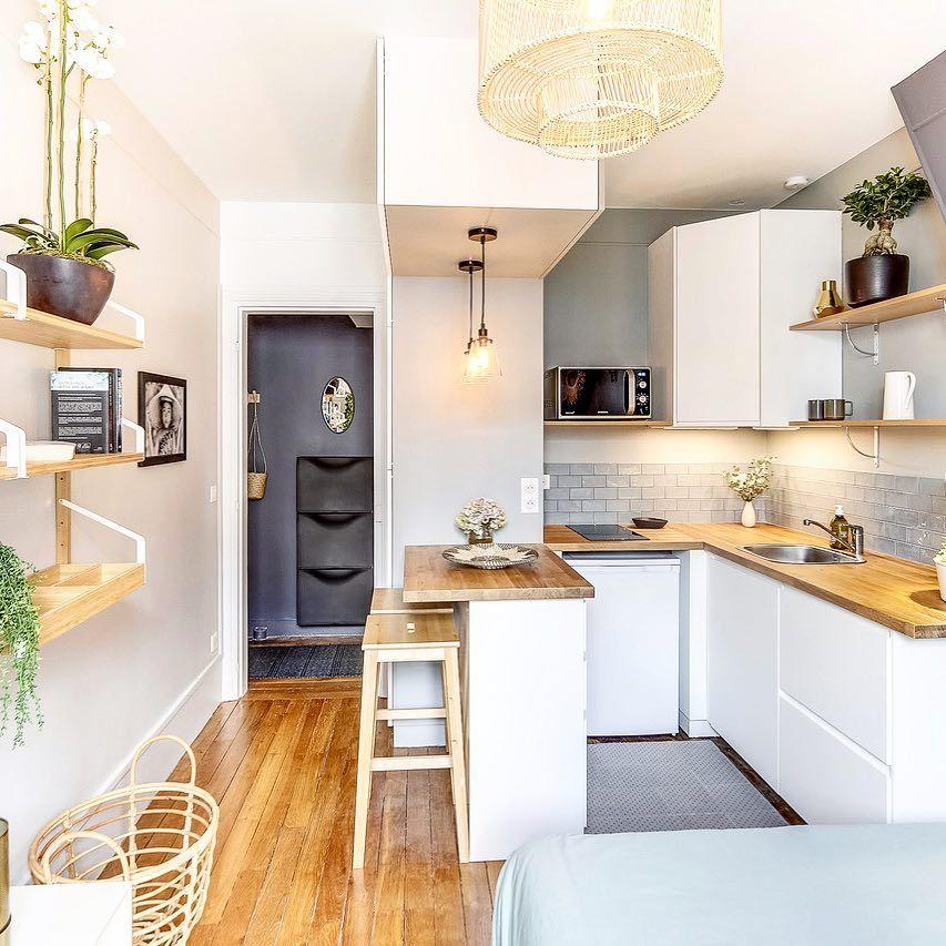 Cocina abierta. Ideas para decorar y ganar espacio