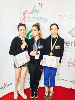 Suncity girl brings laurels to India at international gymnastics tournament