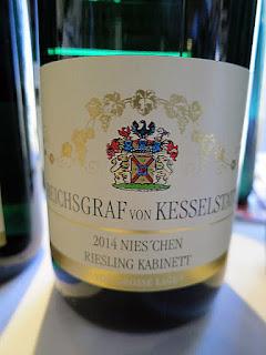Reichsgraf Von Kesselstatt Kaseler Nies'chen Riesling Kabinett 2014 (91 pts)