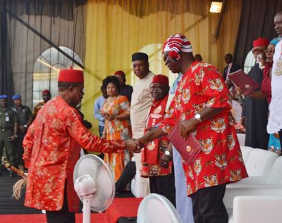 Imo APC chieftain knocks Ohanaeze over stand on presidential election