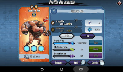 Mutants: Genetic Gladiators Breeding Event 23/10/2015 (Enforcer - Kontiki)