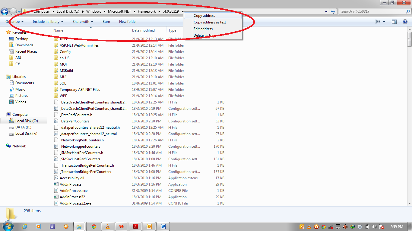 free address database