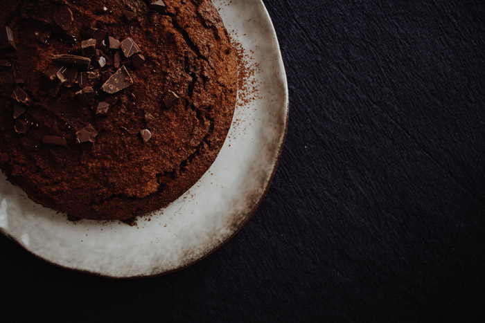 Chocolate Almond Cake
