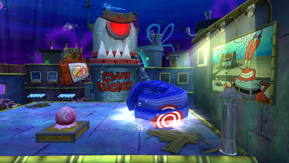 Download Game Spongebob-Battle For Bikini Bottom For PC ...