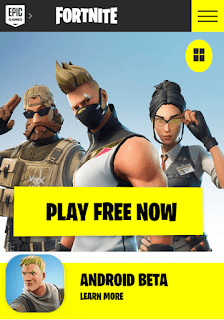 Cara Download Fortnite Android