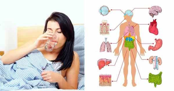 home remedies of drinking water