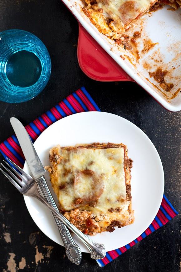 The Best Meat Lasagna Recipe #Recipes4Romance