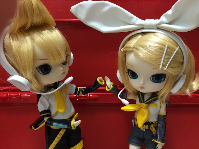 Mes Crazy Exp 233 Riences Pullip Doll Dal Vocaloid Kagamine Rin