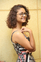 Actress Aditi Myakal Looks gorgeous in Sleeveless Deep Neck Top at Ami Tumi success meet ~  Exclusive 151.JPG