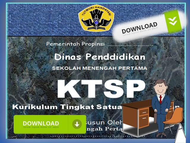 Contoh KTSP SMP Format Words.Doc