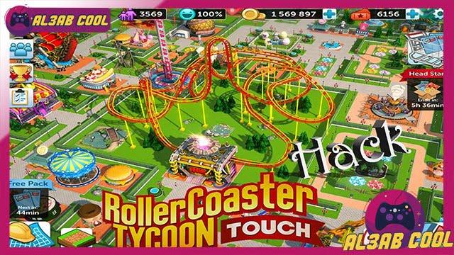تحميل لعبة الملاهي planet coaster