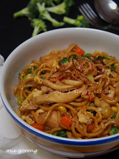 resep mie goreng simple