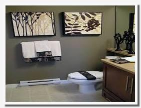 bathroom wall decor ideas DY