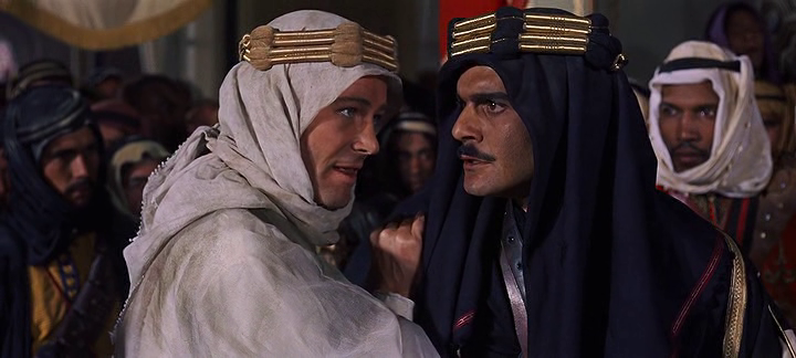 Lawrence of Arabia ( 1962 )