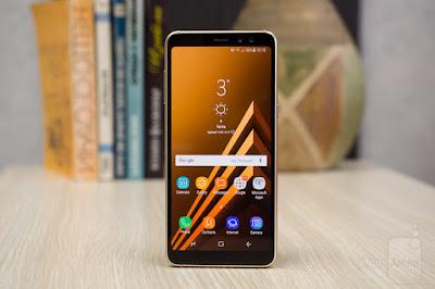 Harga Terbaru Samsung Galaxy A8 2019 1