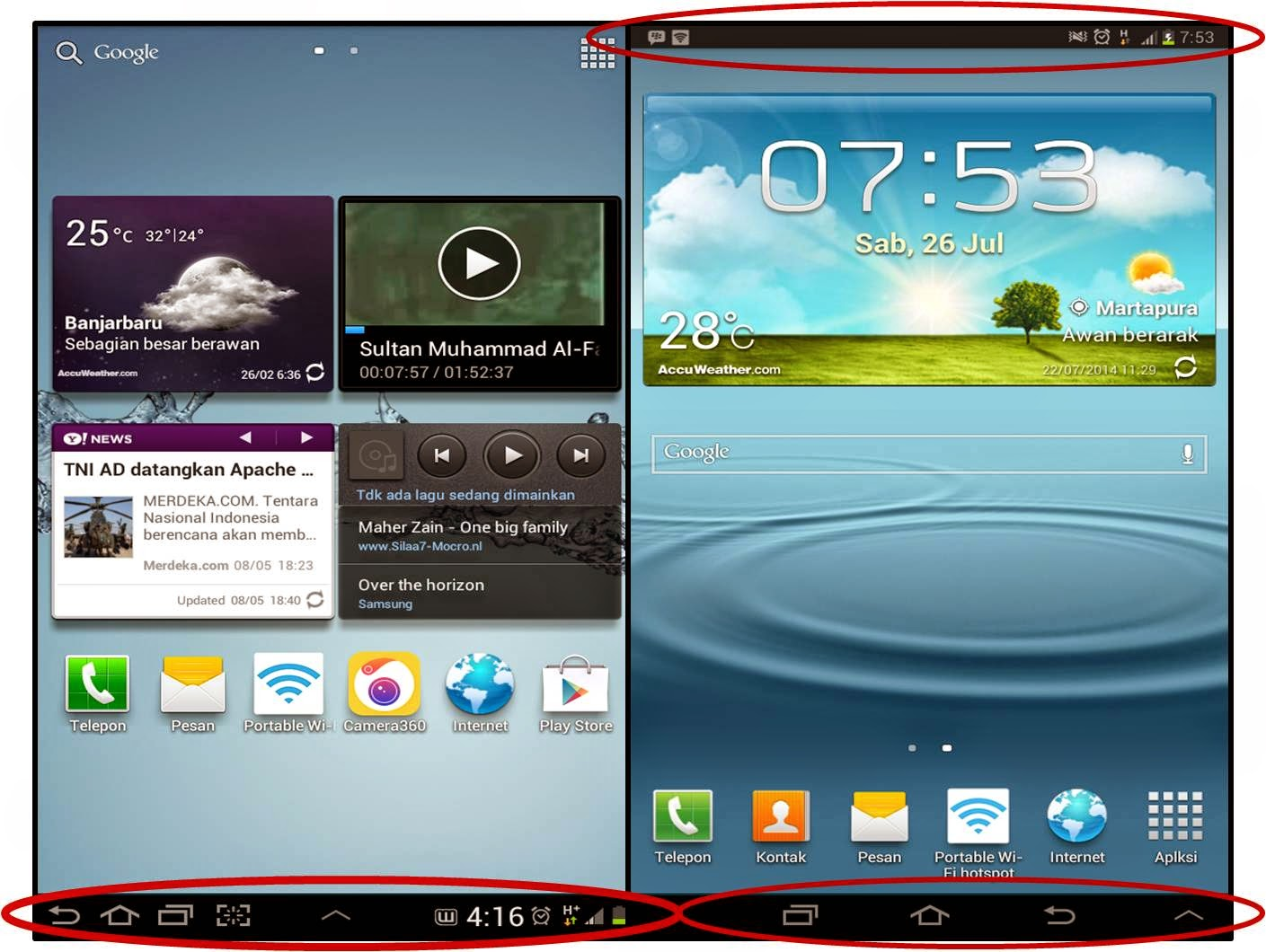 Update Samsung Galaxy Tab 2 ke Jelly Bean