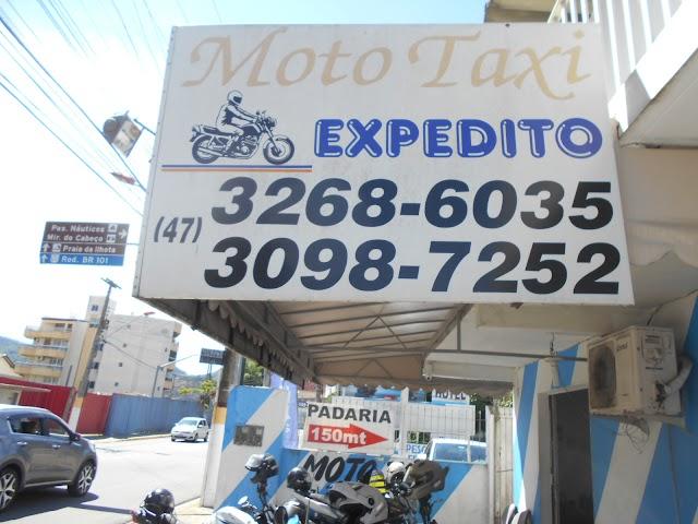 Moto táxi Itapema