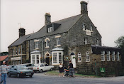"""Yes, this is the Aidensfield Arms"", Goatland, Yorkshire"