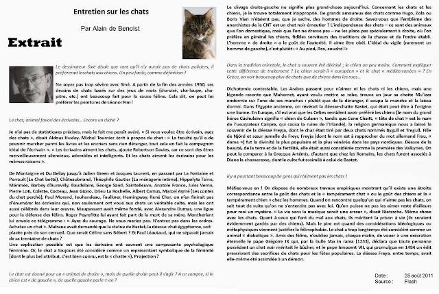 Survivre à la pensée unique, Alain de Benoist, éditions Krisis