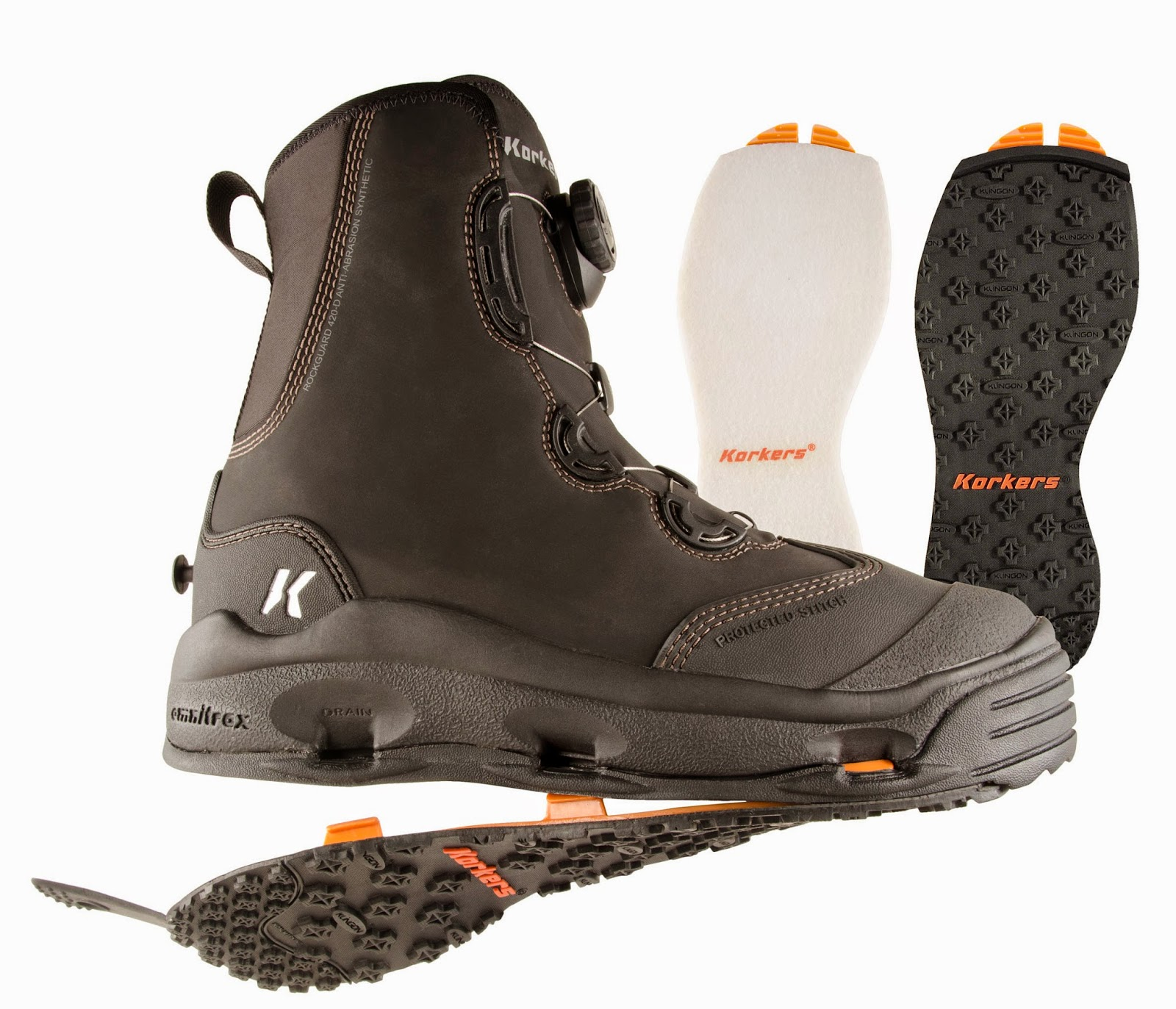 Gorge Fly Shop Blog Korkers Devils Canyon Wading Boots Review
